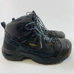 KEEN Utility Braddock Men's 8 Work Hiking Shoes